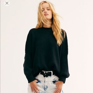 🔥NWOT🔥 Free People easy street tunic sweater